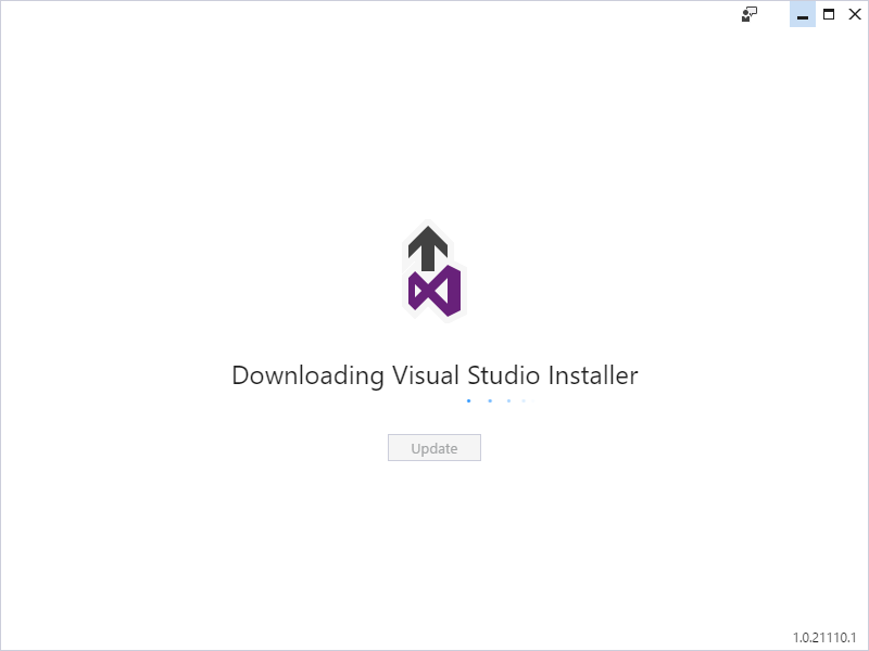 Visual Studio 2017 RC2 installer hangs forever behind a proxy